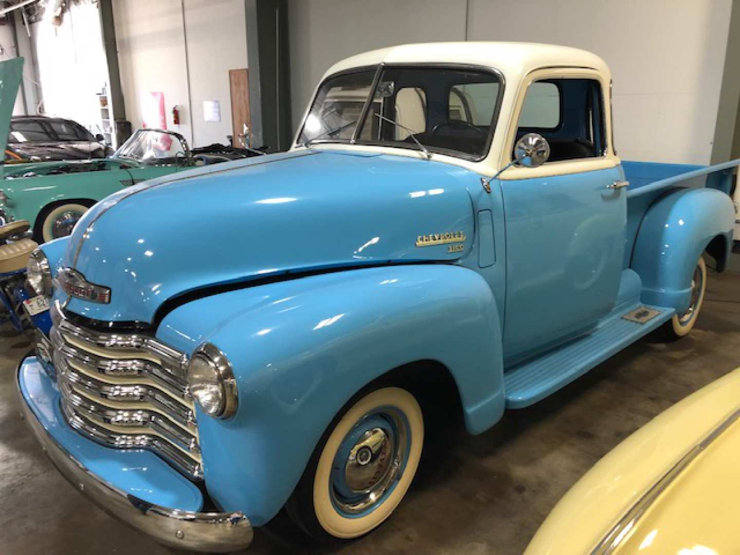 6th Image of a N/A CHEVROLET 3100