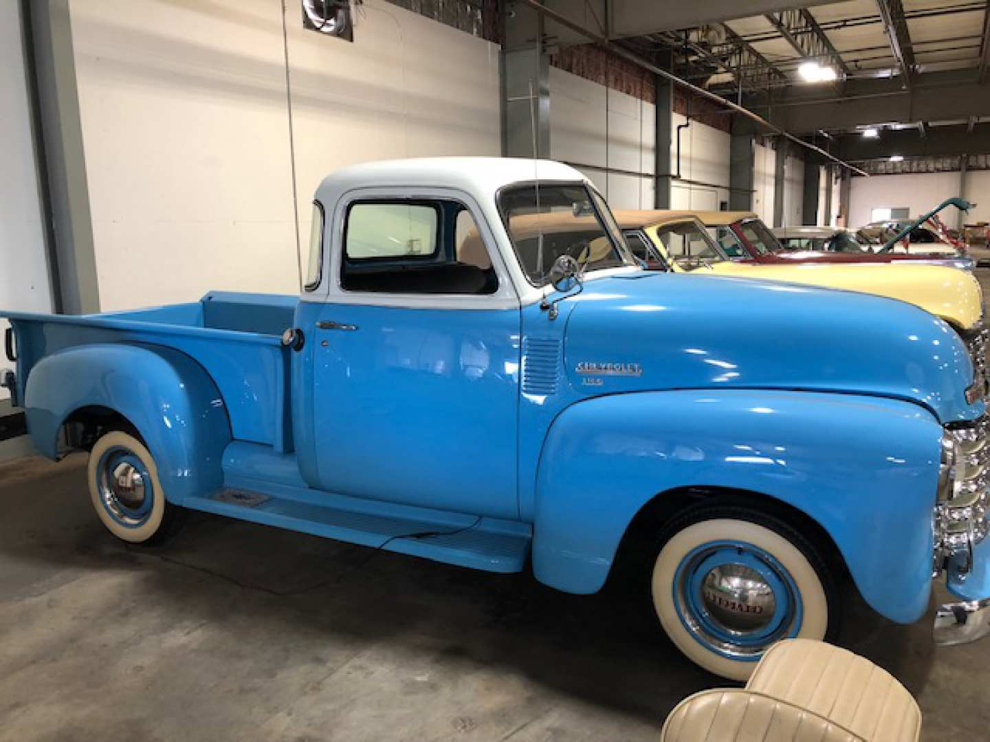 8th Image of a N/A CHEVROLET 3100