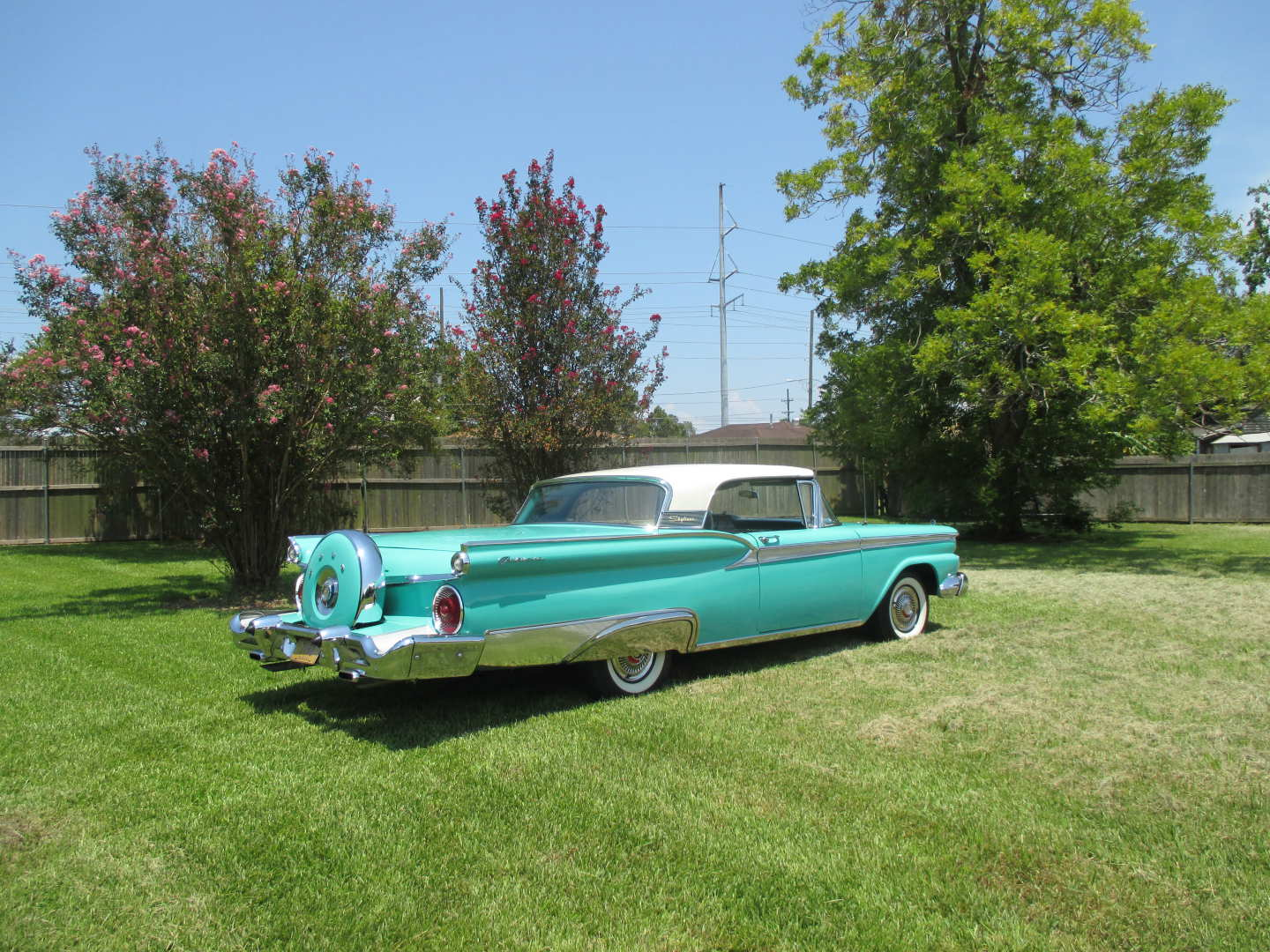 10th Image of a 1959 FORD SKYLINER