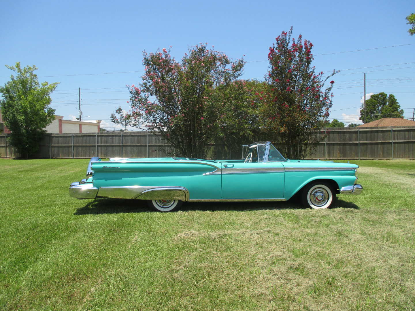 8th Image of a 1959 FORD SKYLINER