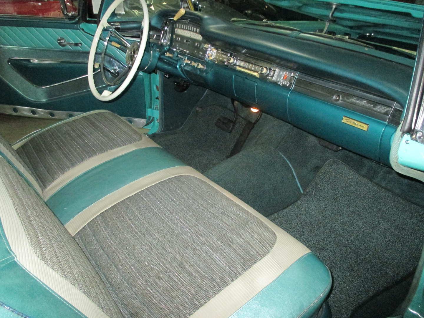 7th Image of a 1959 FORD SKYLINER