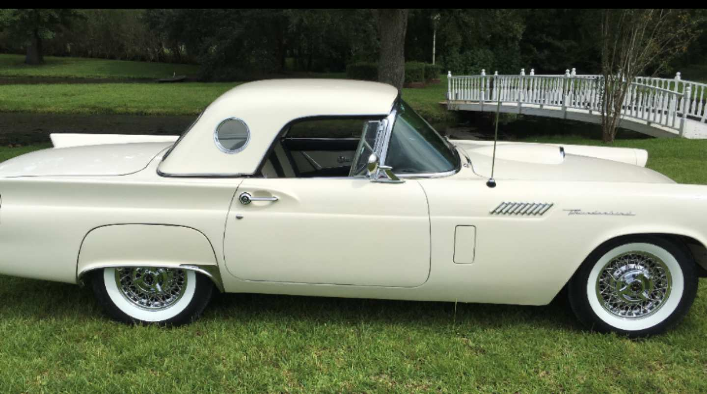 7th Image of a 1957 FORD THUNDERBIRD