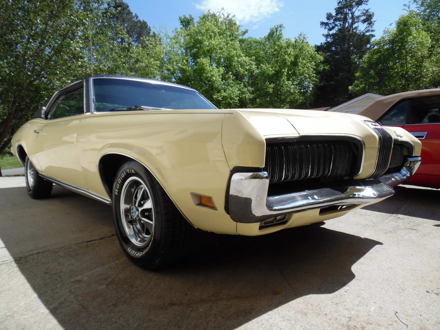 6th Image of a 1970 MERCURY COUGAR XR7