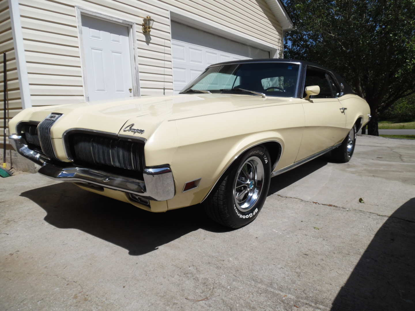 9th Image of a 1970 MERCURY COUGAR XR7