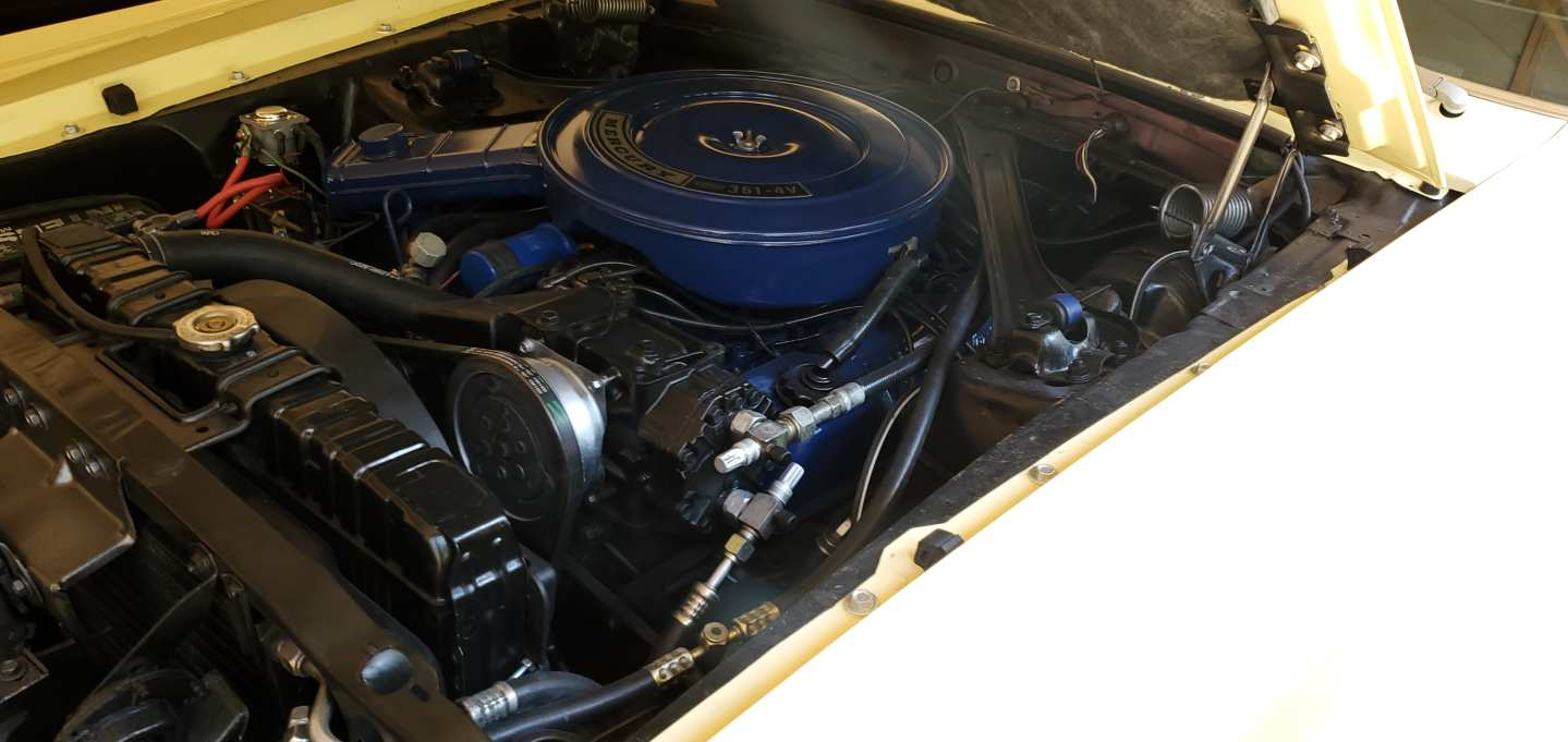 7th Image of a 1970 MERCURY COUGAR XR7