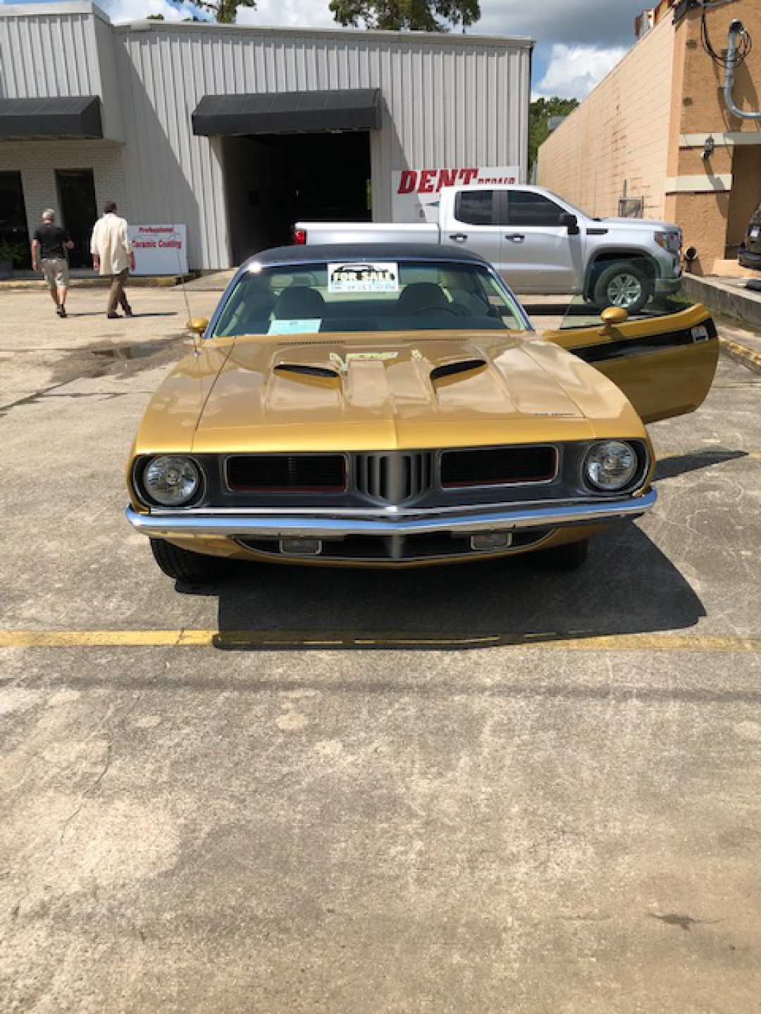 14th Image of a 1972 PLYMOUTH BARRACUDA