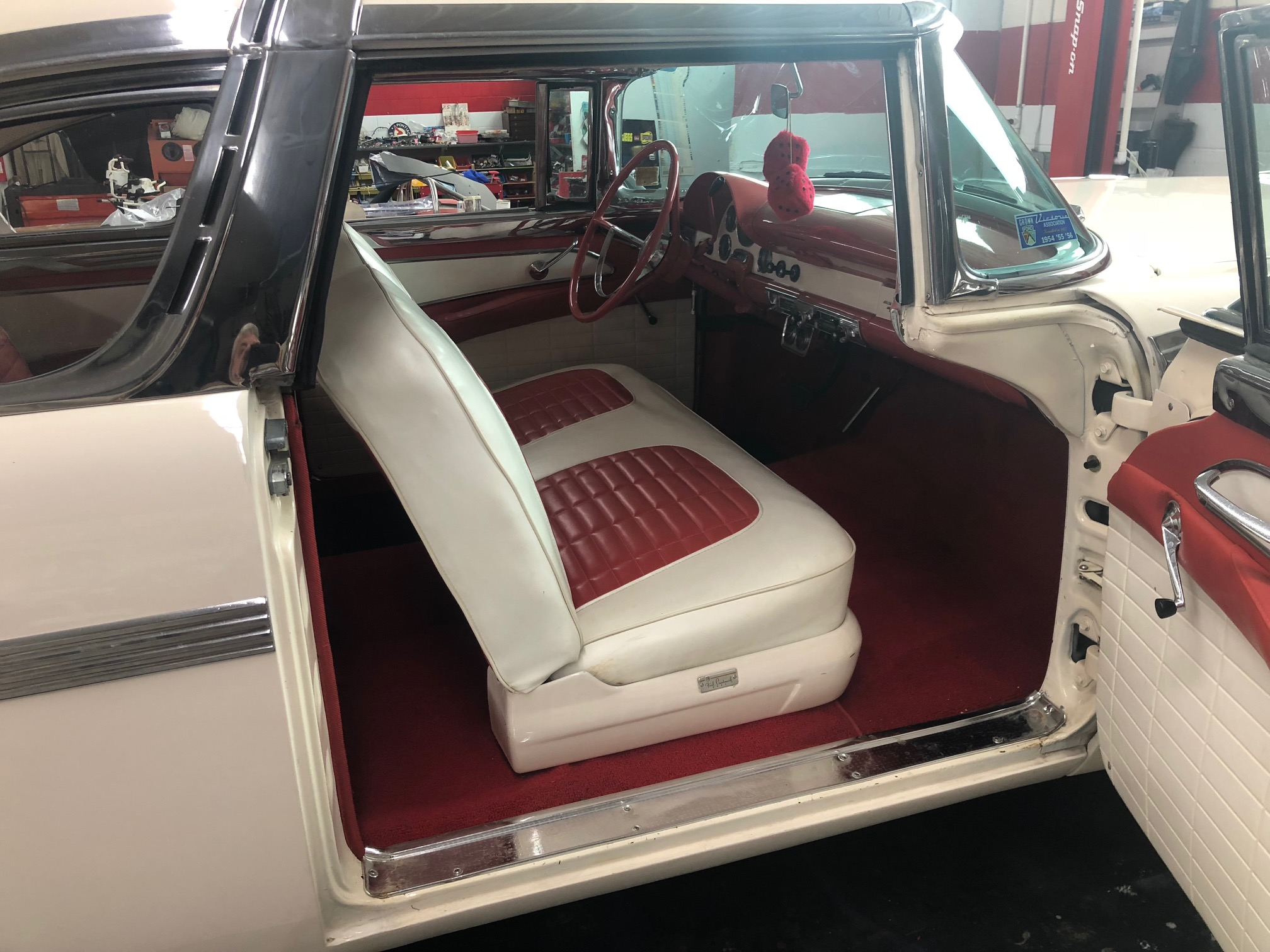 12th Image of a 1956 FORD CROWN VICTORIA