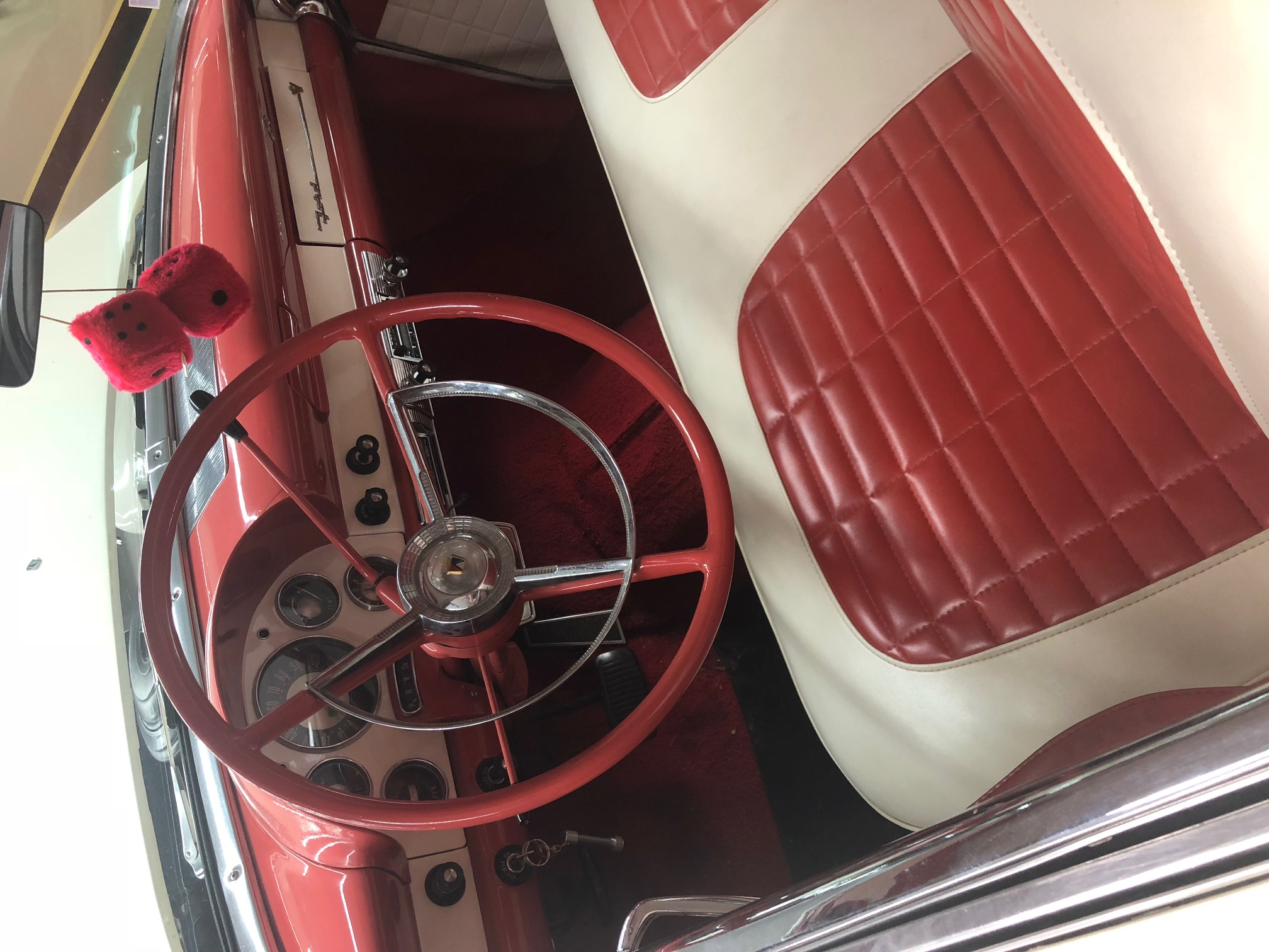 4th Image of a 1956 FORD CROWN VICTORIA