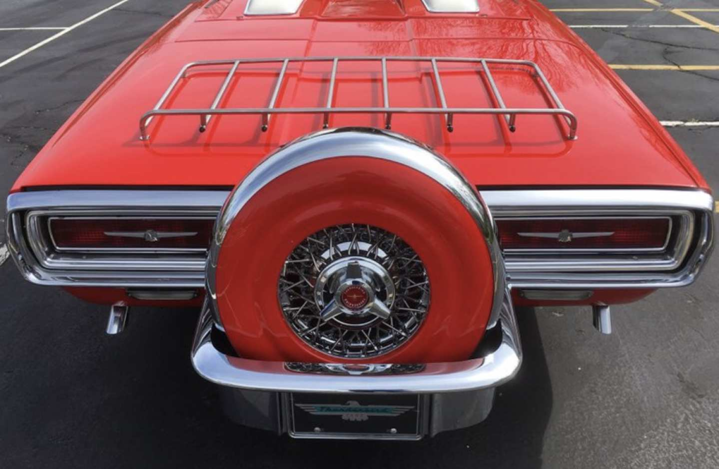 7th Image of a 1964 FORD THUNDERBIRD
