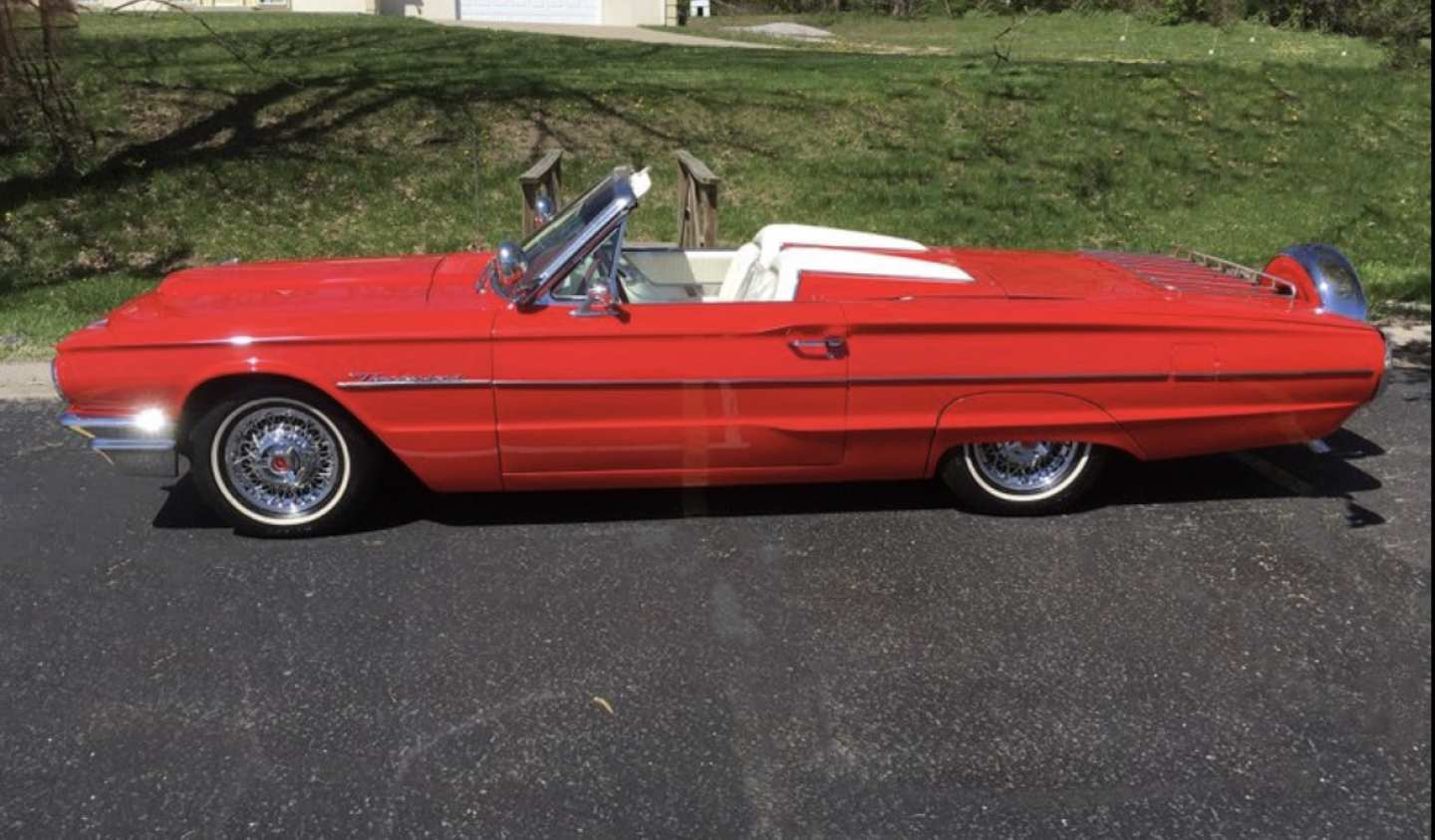 12th Image of a 1964 FORD THUNDERBIRD