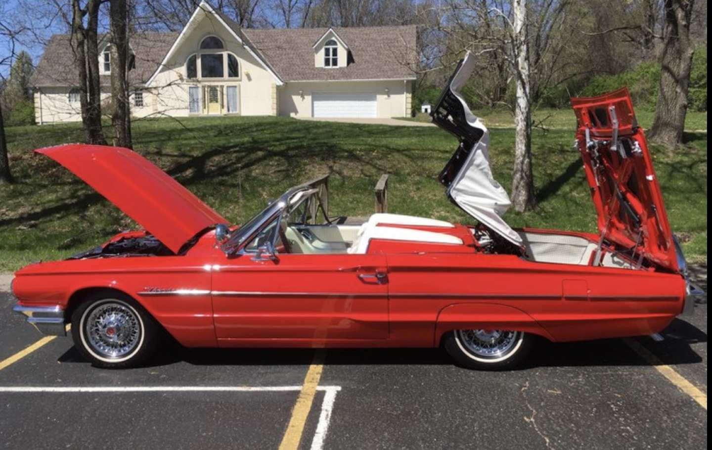8th Image of a 1964 FORD THUNDERBIRD