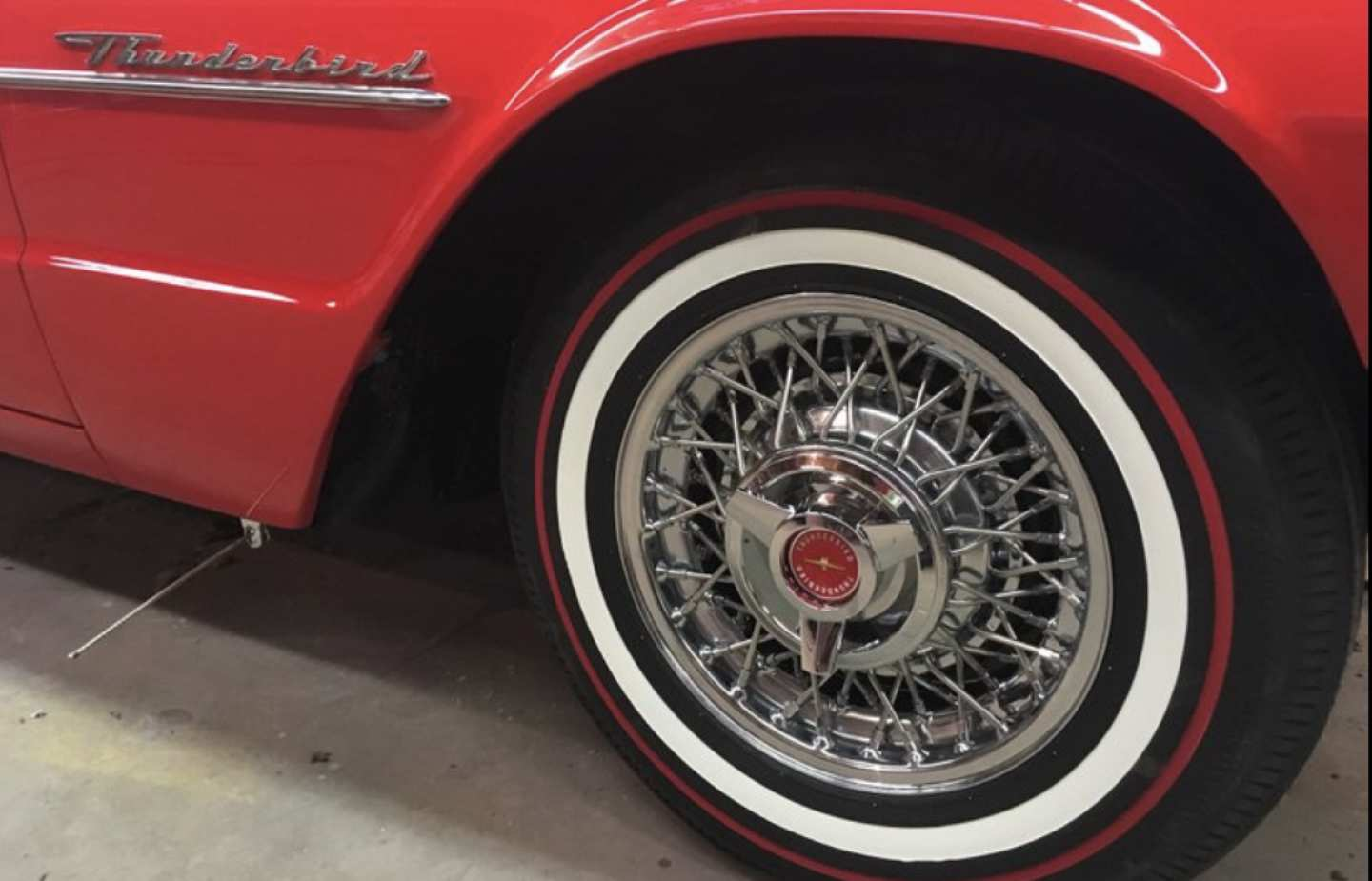 5th Image of a 1964 FORD THUNDERBIRD