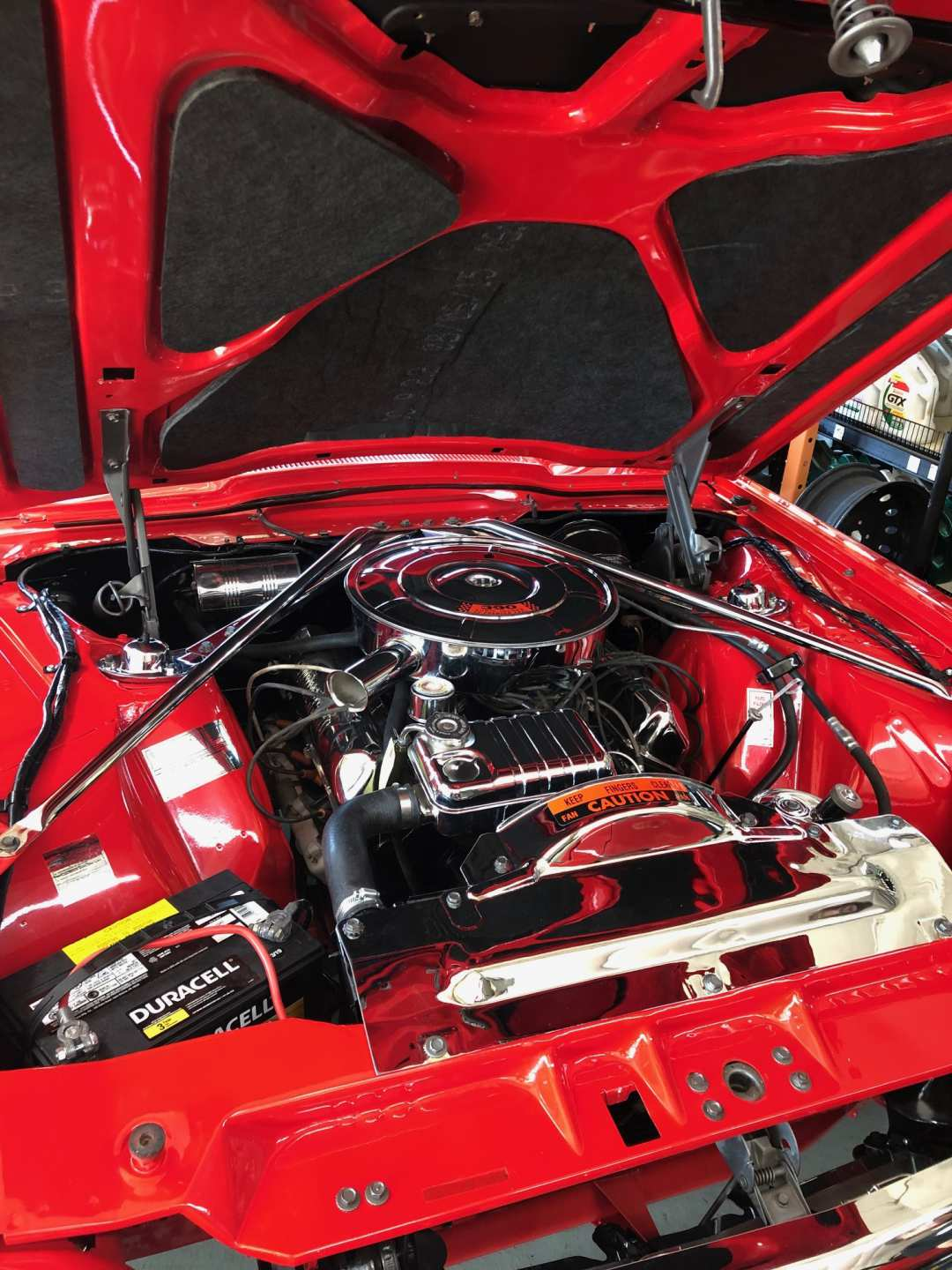 6th Image of a 1964 FORD THUNDERBIRD