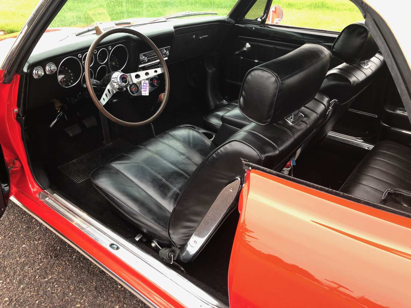 10th Image of a 1966 CHEVROLET CORVAIR