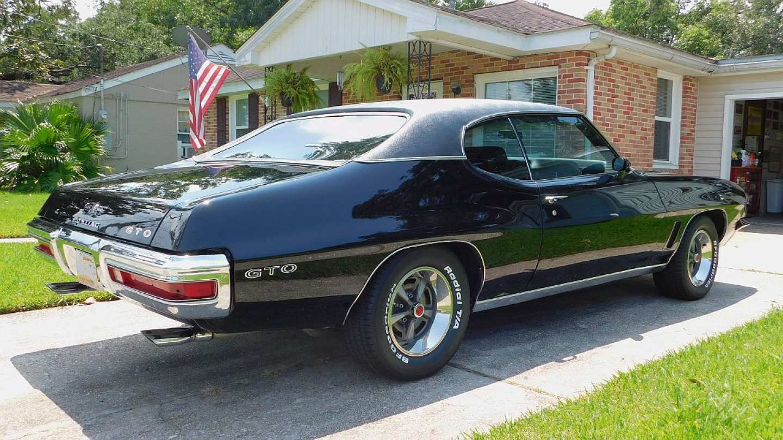 3rd Image of a 1972 PONTIAC GTO