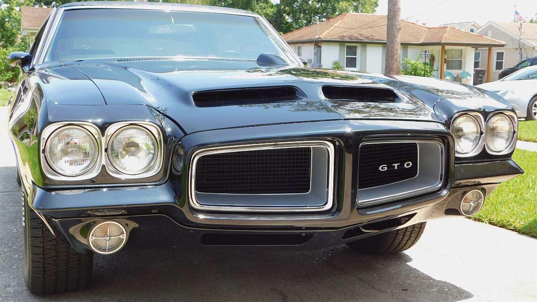4th Image of a 1972 PONTIAC GTO