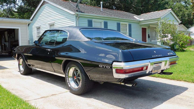 9th Image of a 1972 PONTIAC GTO