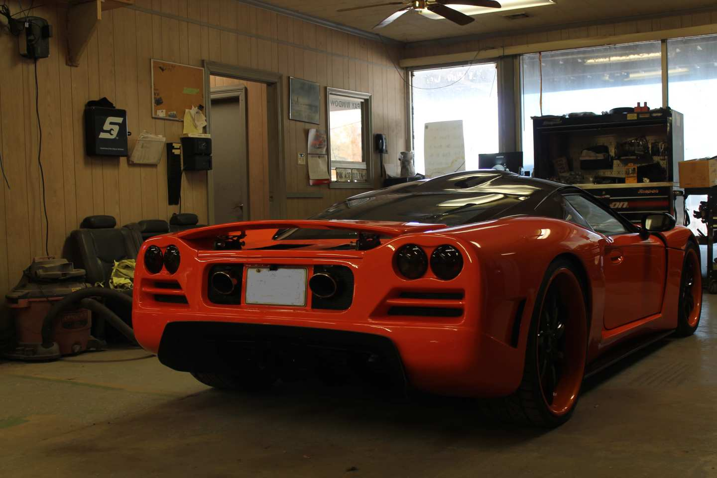 6th Image of a 2016 FACTORY FIVE GTM