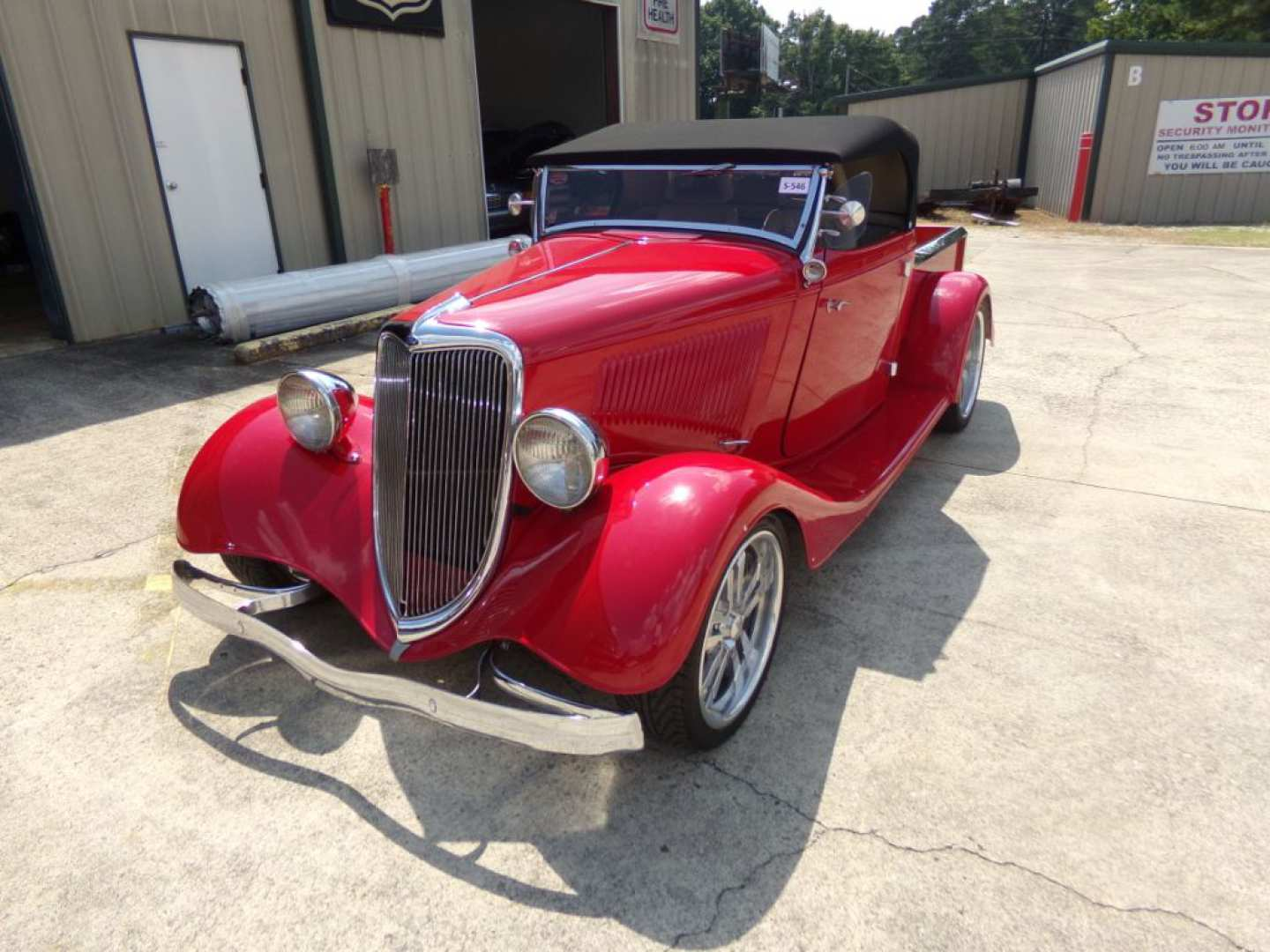 34th Image of a 1934 FORD ROADSTER