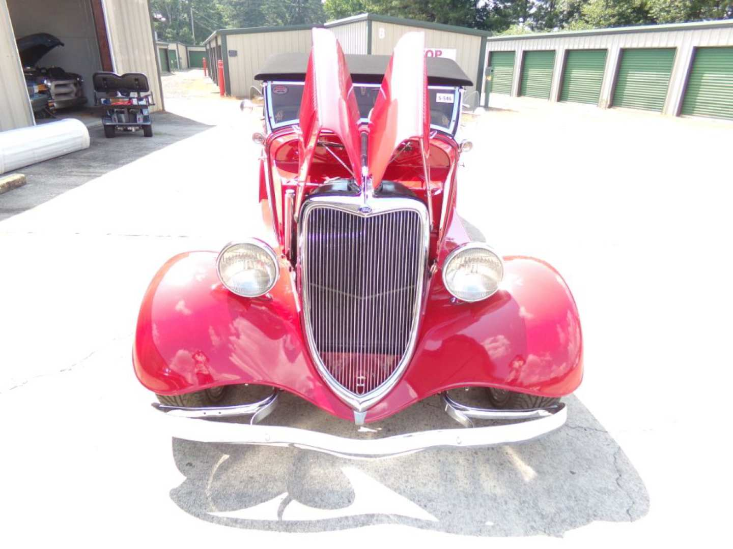 57th Image of a 1934 FORD ROADSTER