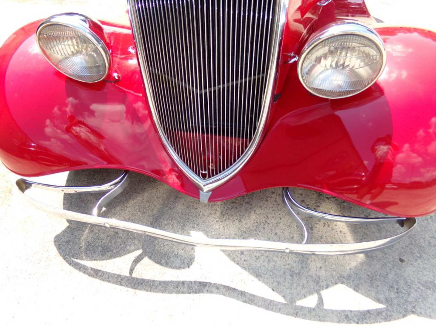 5th Image of a 1934 FORD ROADSTER