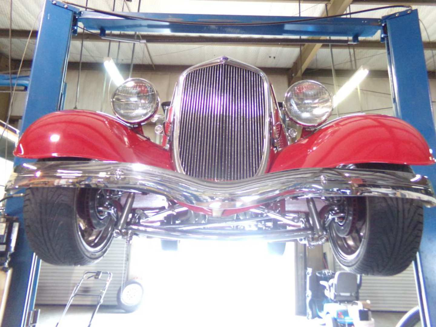 19th Image of a 1934 FORD ROADSTER