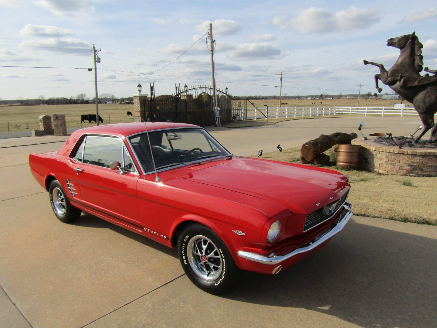 10th Image of a 1966 FORD MUSTANG