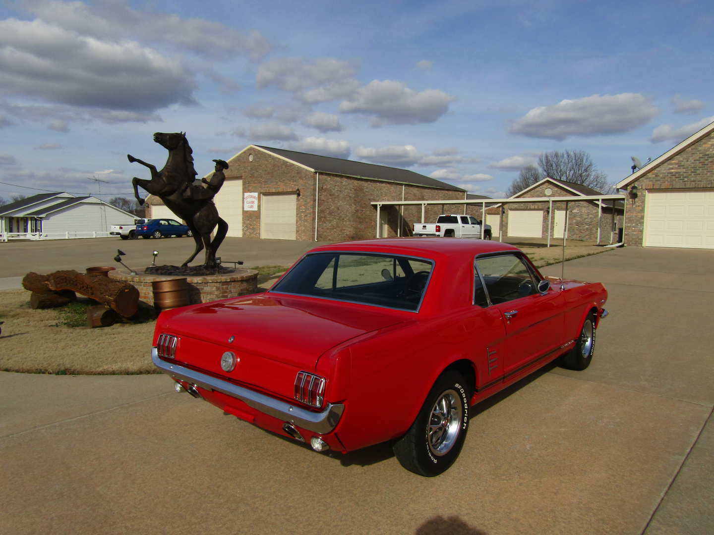 8th Image of a 1966 FORD MUSTANG