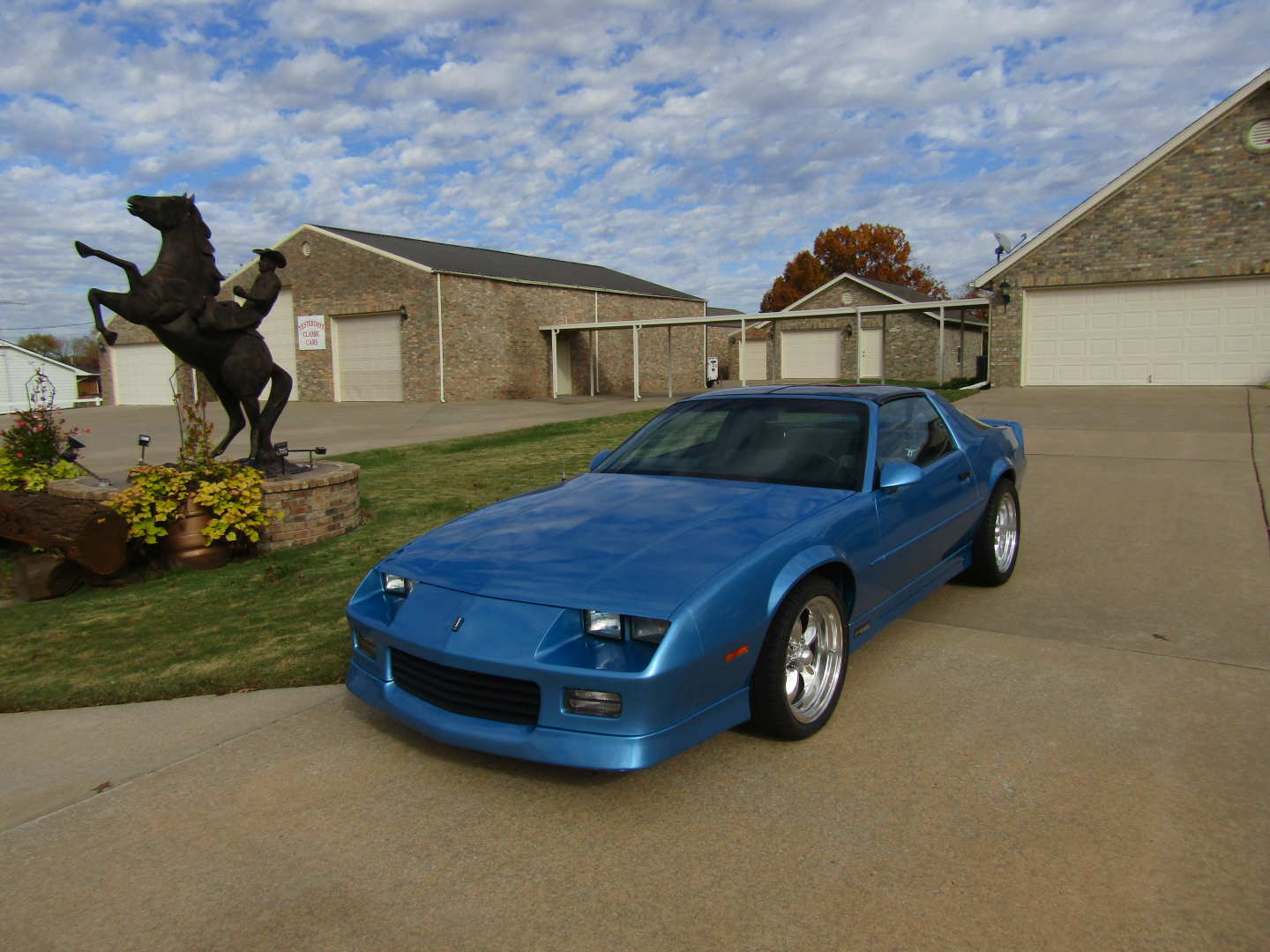 13th Image of a 1989 CHEVROLET CAMARO RS