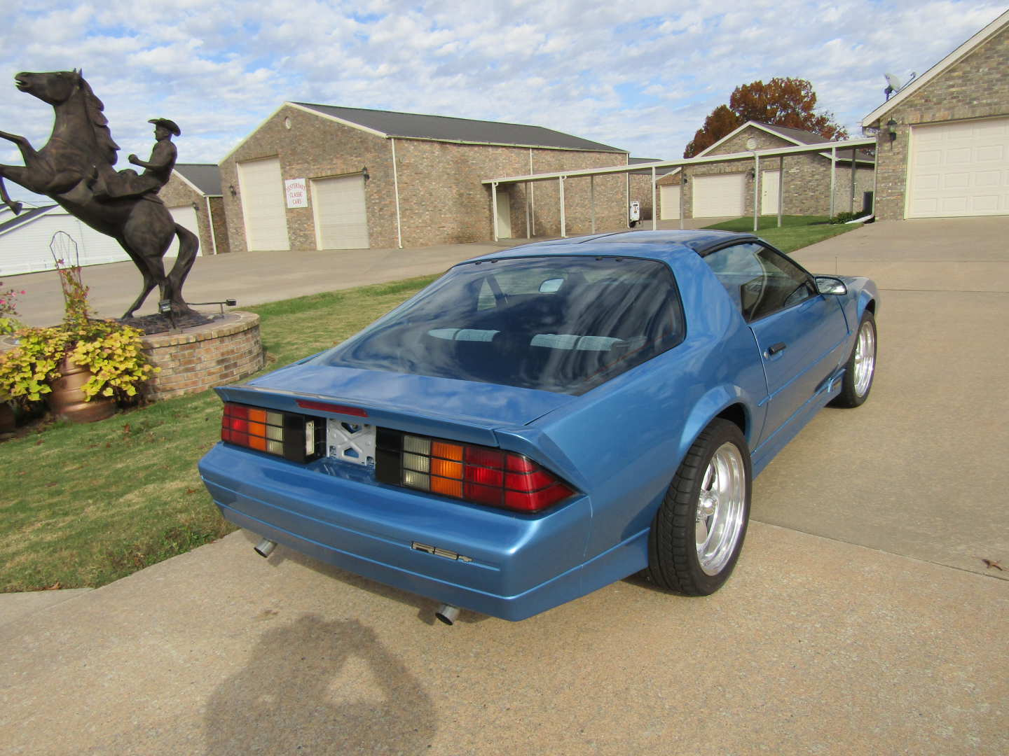 6th Image of a 1989 CHEVROLET CAMARO RS