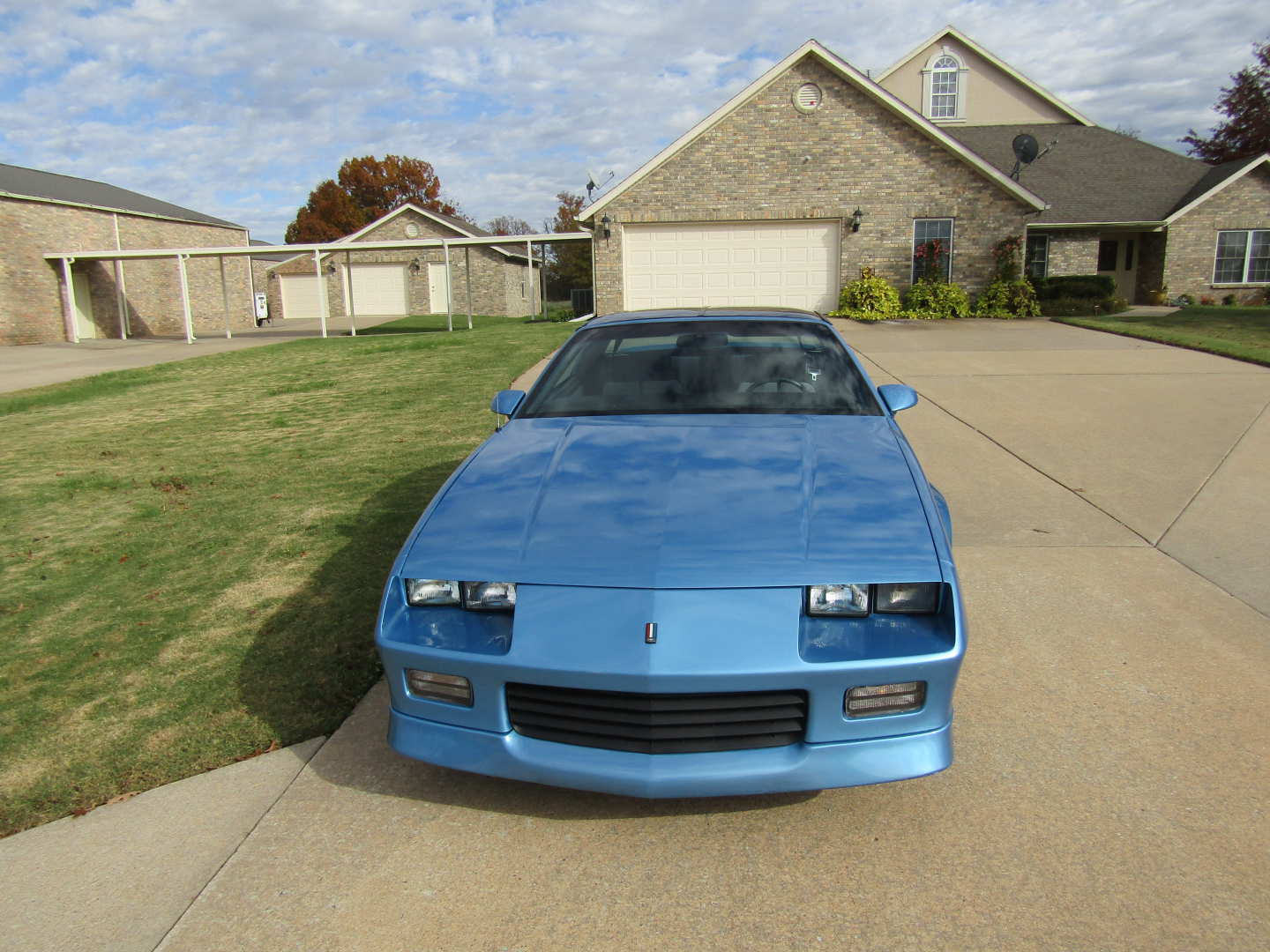 9th Image of a 1989 CHEVROLET CAMARO RS