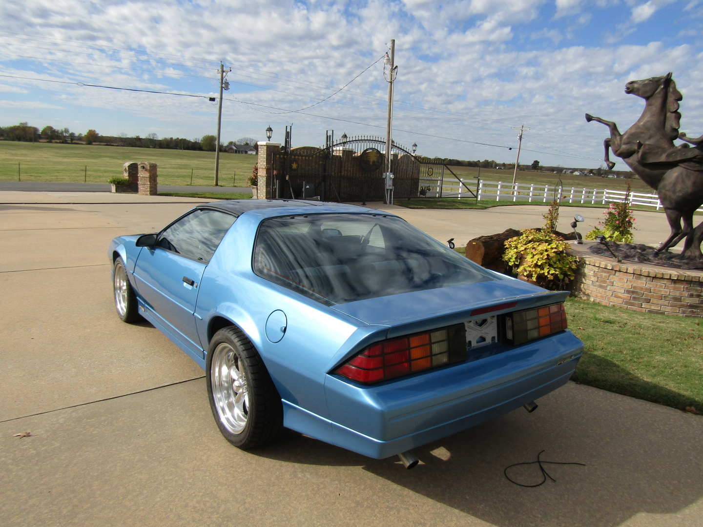 12th Image of a 1989 CHEVROLET CAMARO RS