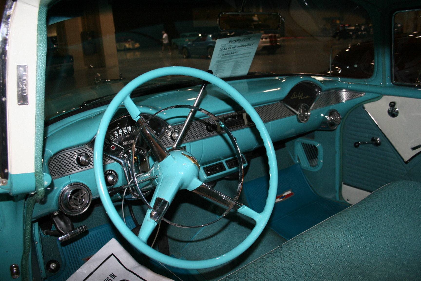 13th Image of a 1955 CHEVROLET BELAIR