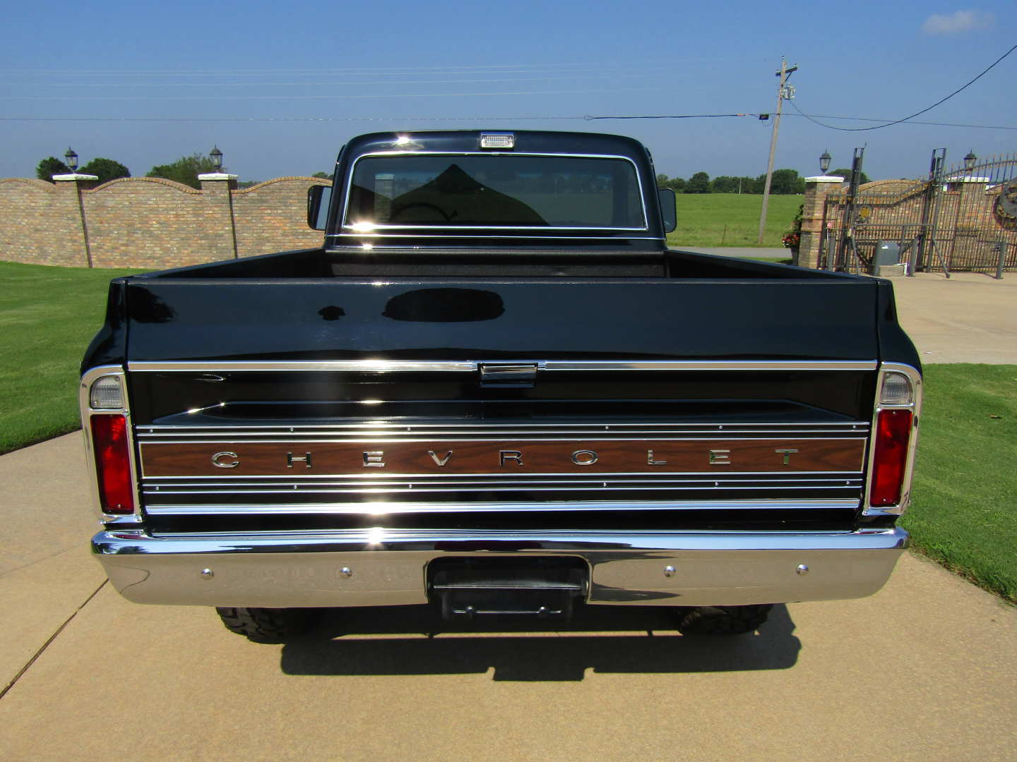 9th Image of a 1972 CHEVROLET CHEYENNE SUPER