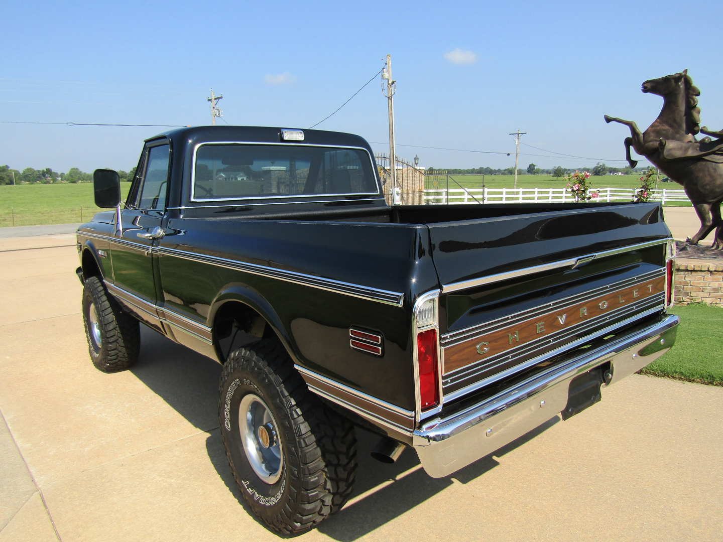 10th Image of a 1972 CHEVROLET CHEYENNE SUPER
