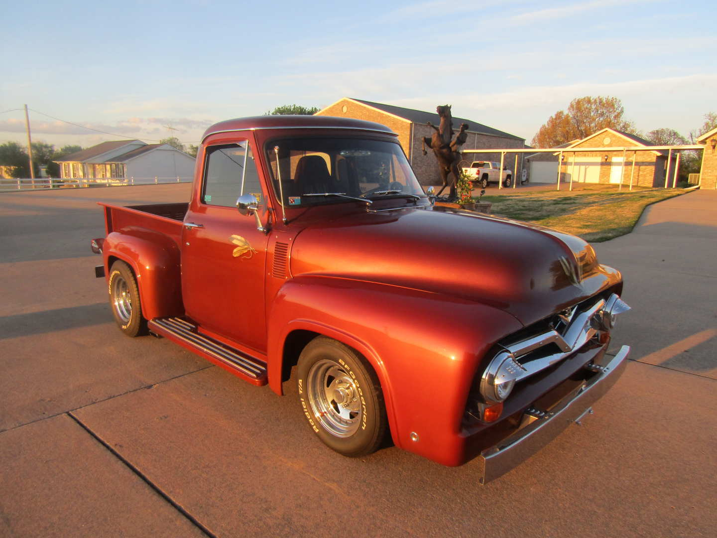 9th Image of a 1955 FORD F100