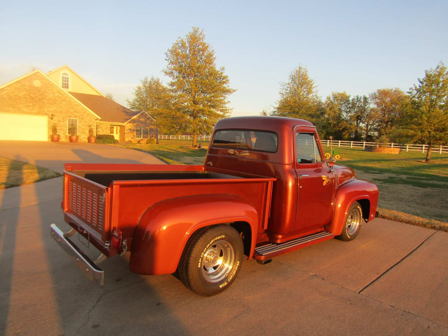 6th Image of a 1955 FORD F100