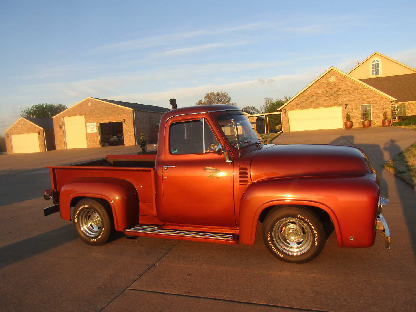 2nd Image of a 1955 FORD F100