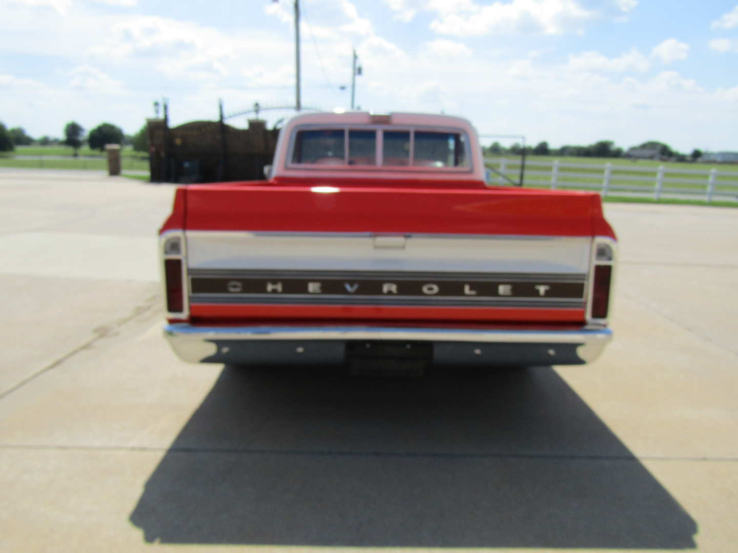 4th Image of a 1972 CHEVROLET C10