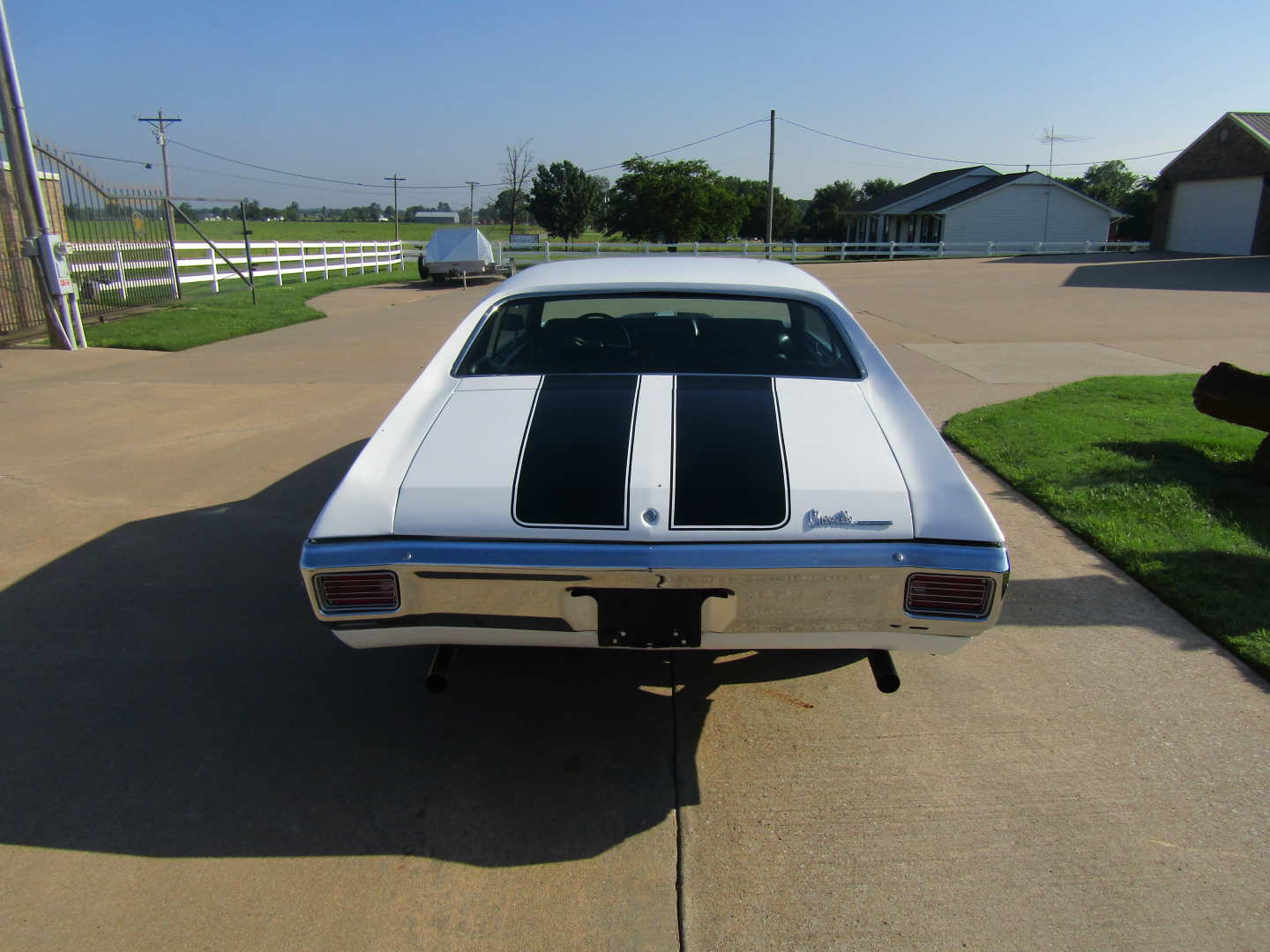 5th Image of a 1970 CHEVROLET MALIBU CHEVELLE