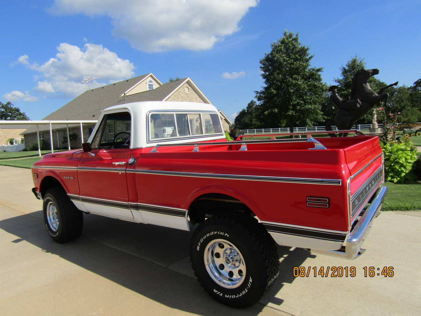11th Image of a 1972 CHEVROLET CST
