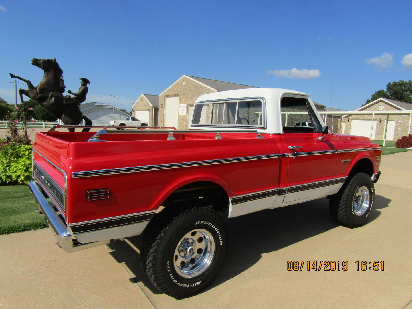 6th Image of a 1972 CHEVROLET CST