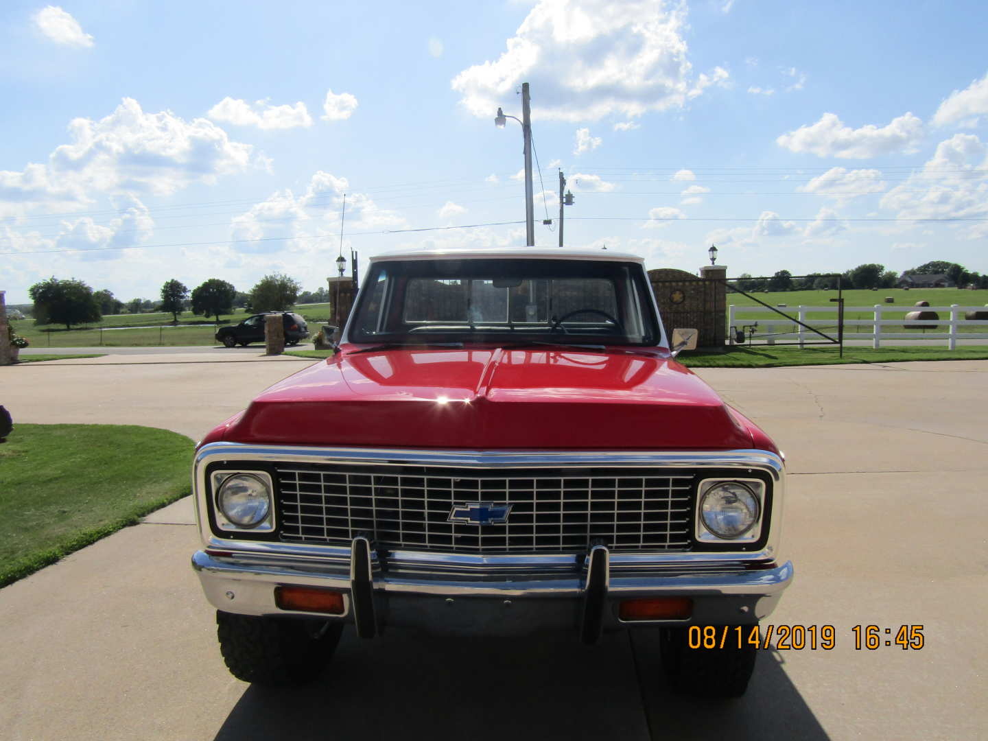 7th Image of a 1972 CHEVROLET CST