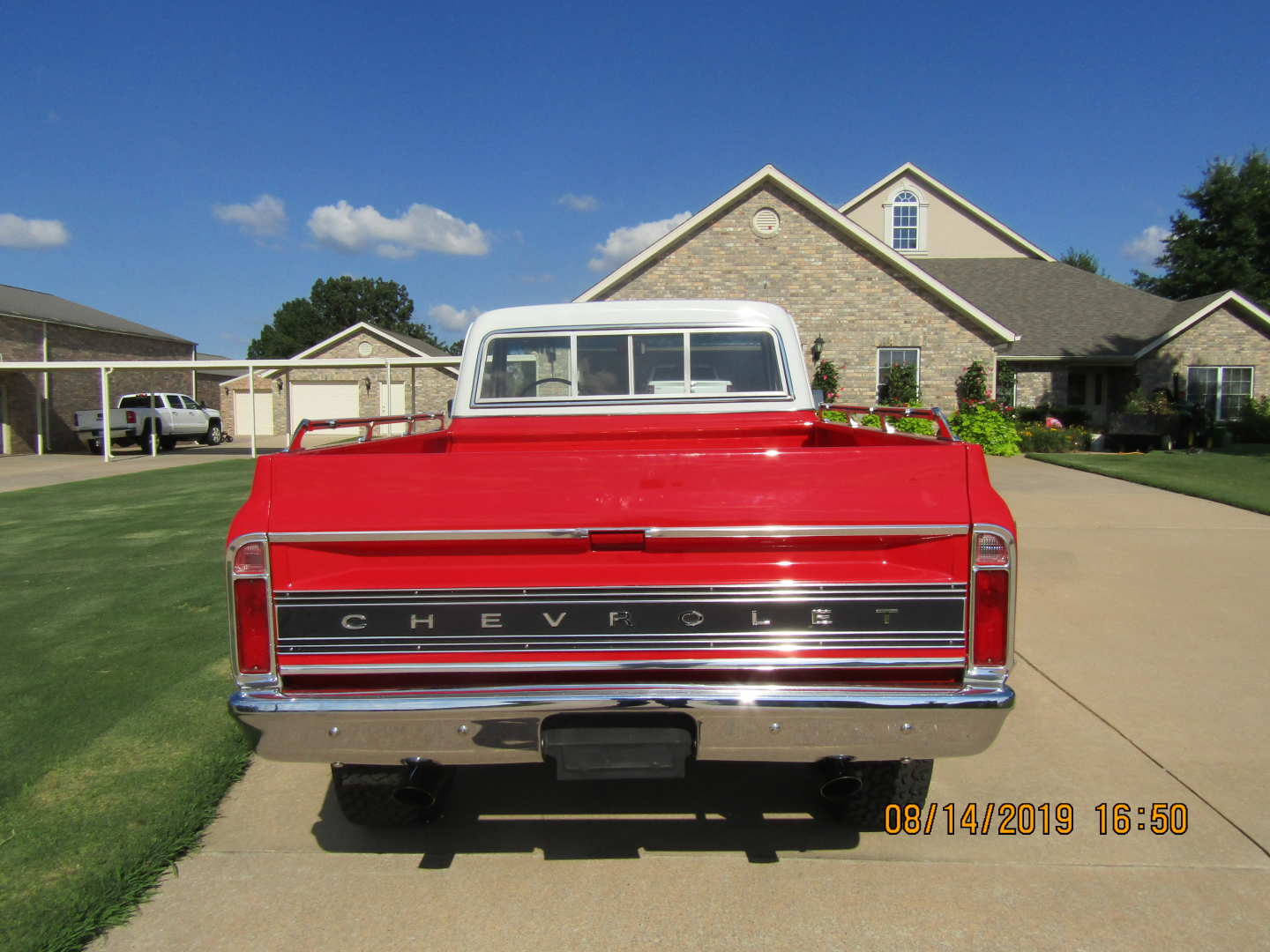 10th Image of a 1972 CHEVROLET CST