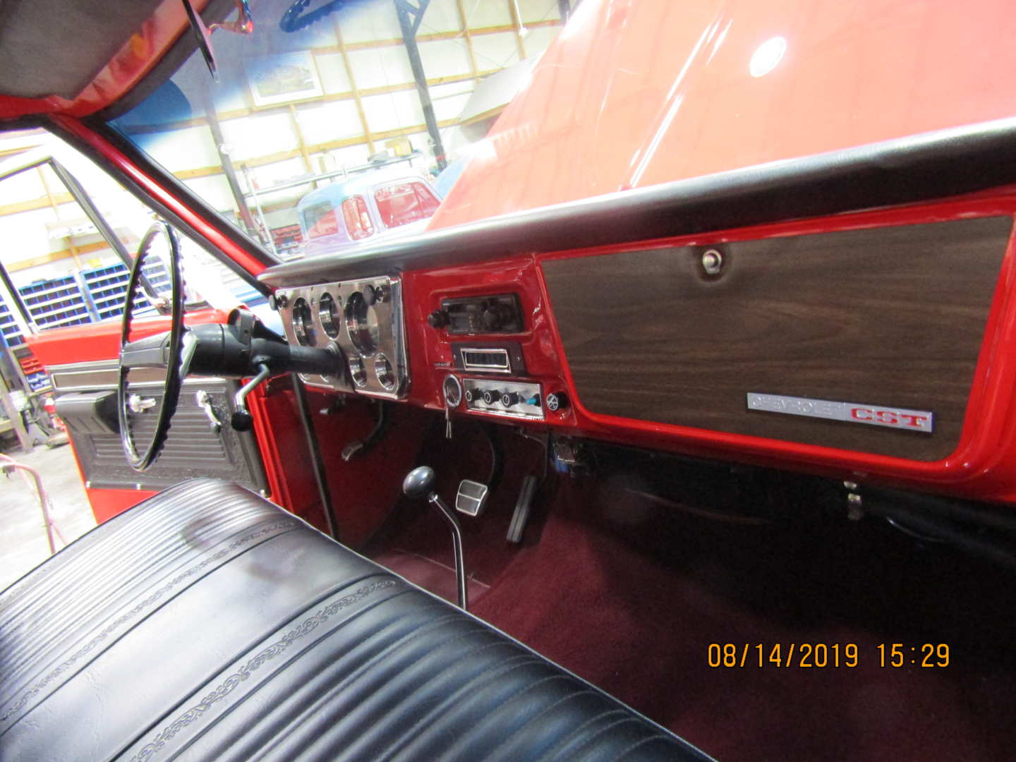 13th Image of a 1972 CHEVROLET CST