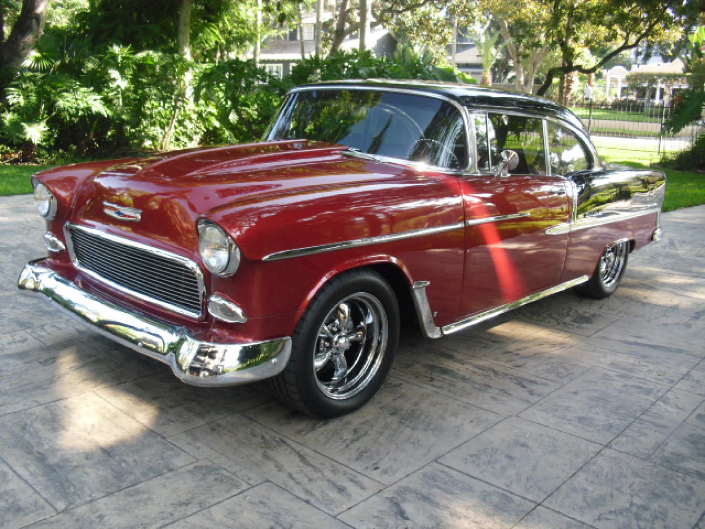 11th Image of a 1955 CHEVROLET BELAIR