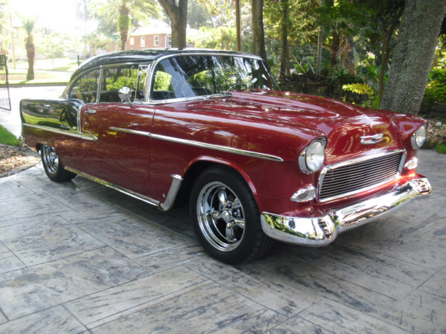 9th Image of a 1955 CHEVROLET BELAIR