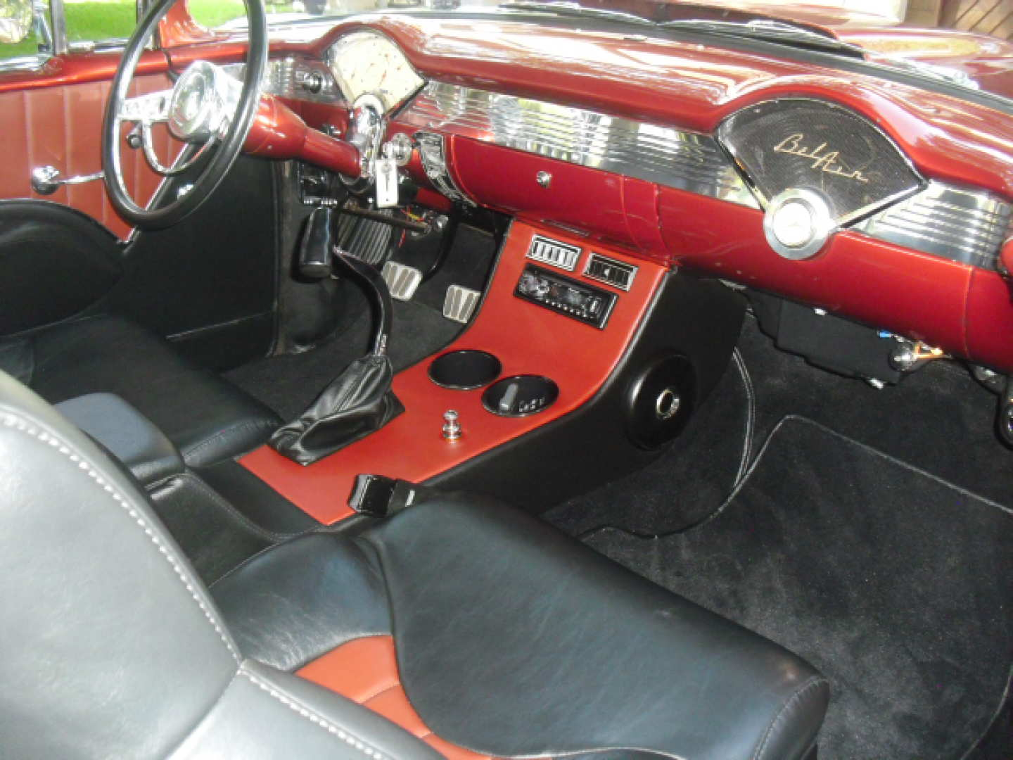 8th Image of a 1955 CHEVROLET BELAIR