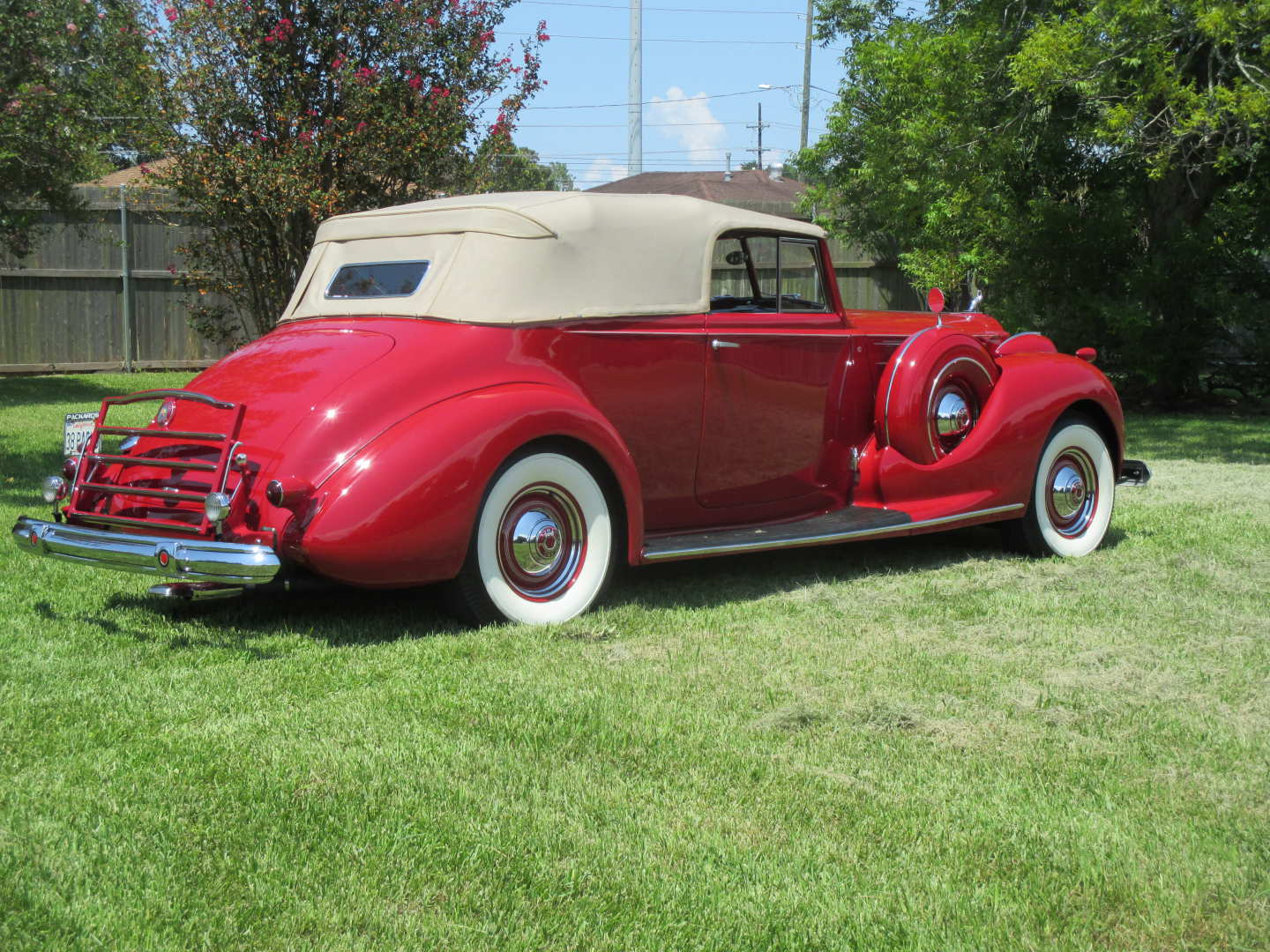 23rd Image of a 1938 PACKARD TWELVE VICTORIA