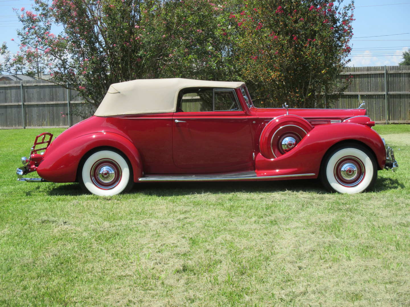 7th Image of a 1938 PACKARD TWELVE VICTORIA